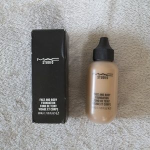 MAC Studio Face and Body Foundation C7 1.7oz